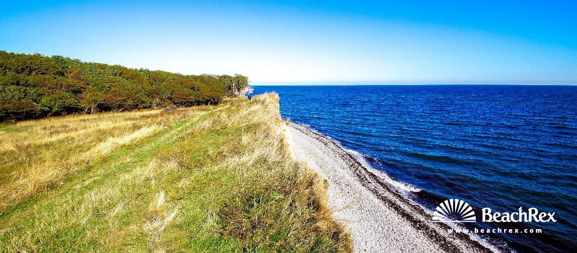 Denmark - Syddanmark - Langeland -  Bagenkop - Strand Gulstav