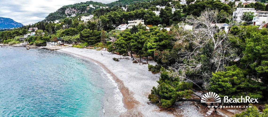 Montenegro - Bar -  Bar - Beach Šušanj