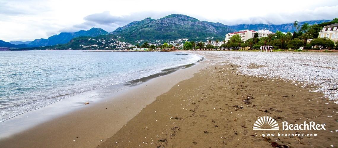 Montenegro - Bar -  Bar - Beach Topolica