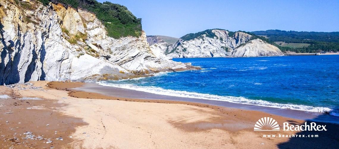 Spain - País Vasco -  Barrika - Playa De Muriola