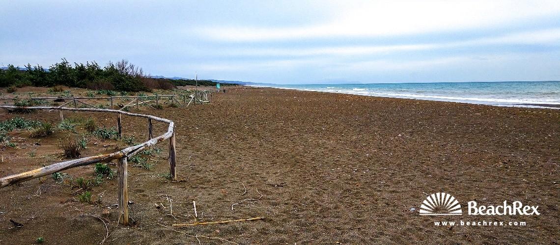 Italy - Toscana -  Bibbona - Beach del Gineprino
