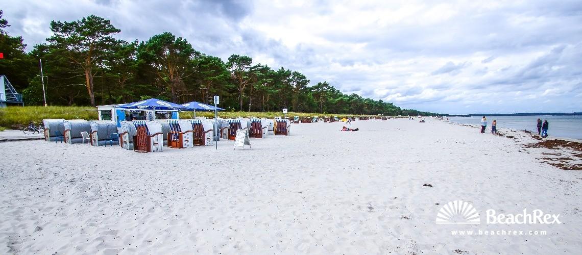 Germany - MecklenburgVorpommern - Rügen -  Binz - Strand Binz