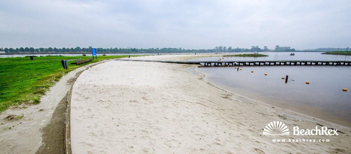 Netherlands - Groningen -  Blauwestad - Strand Zuid