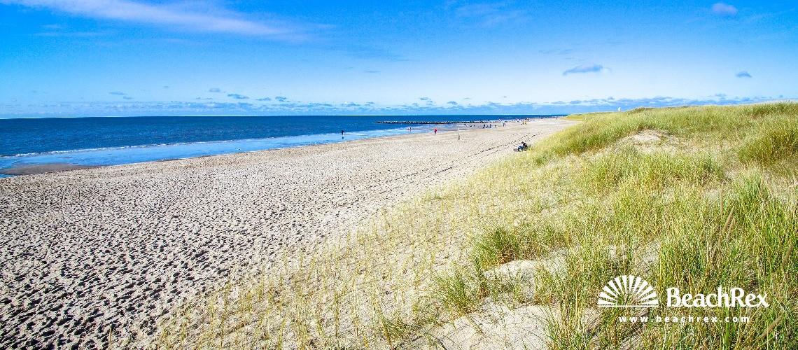 Denmark - Syddanmark -  Blåvand - Strand Hvidbjerg