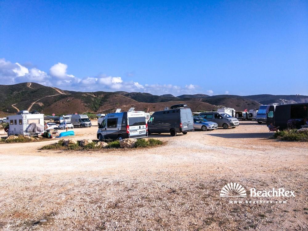 Portugal - Algarve -  Bordeira - Praia do Amado