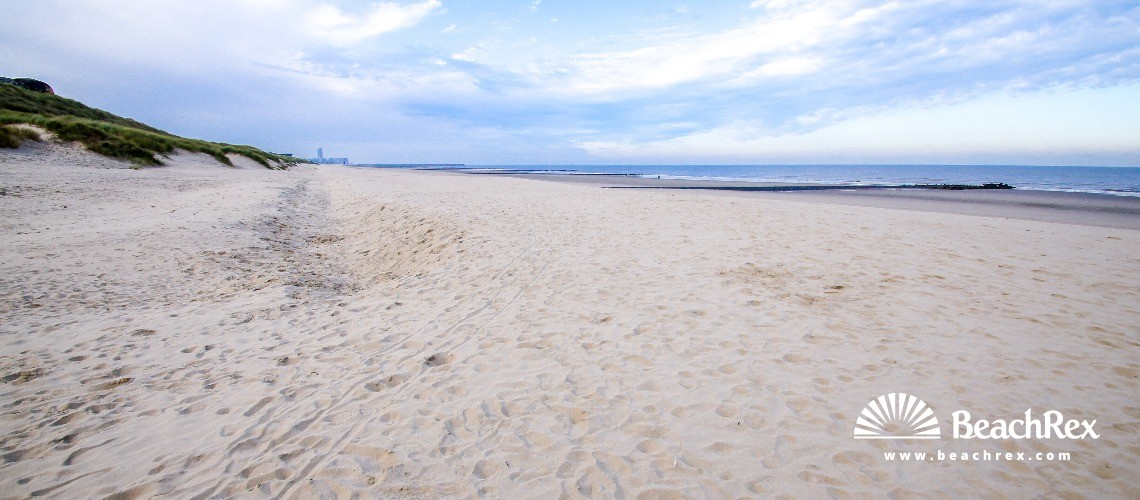 Belgium - WestVlaanderen -  Bredene - Strand Bredene Aan Zee