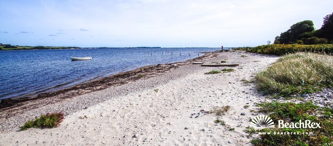 Denmark - Syddanmark -  Broager - Strand Gammelmark