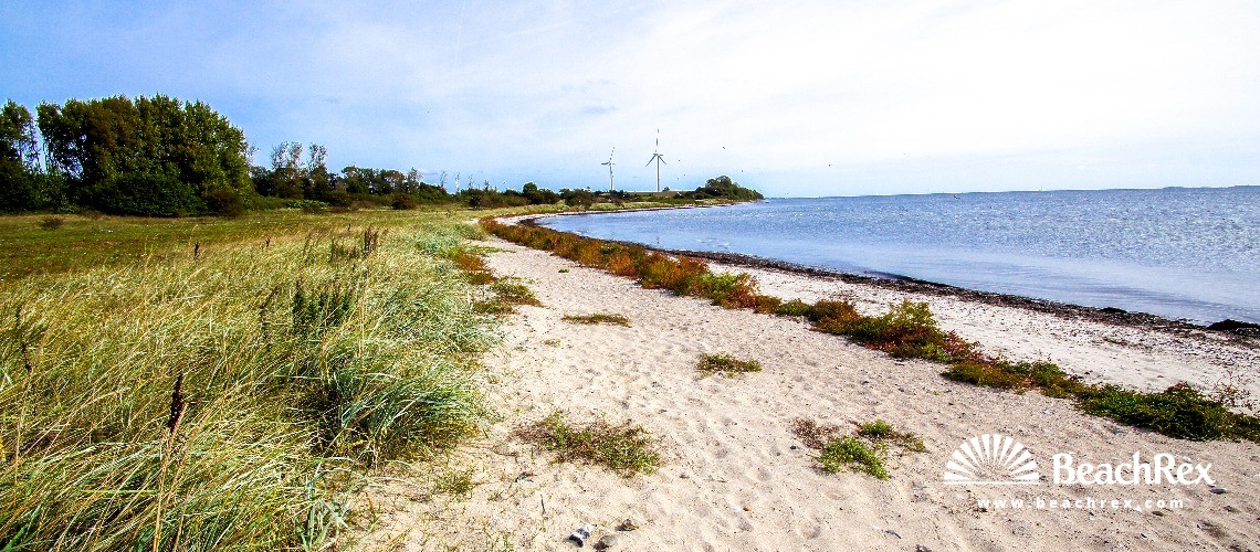 Denmark - Syddanmark -  Broager - Strand Kragesand