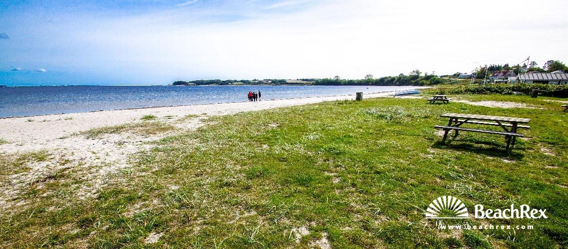 Denmark - Syddanmark -  Broager - Strand Vemmingbund
