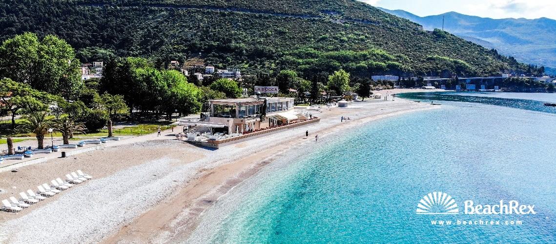Montenegro - Budva -  Budva - Beach Slovenska