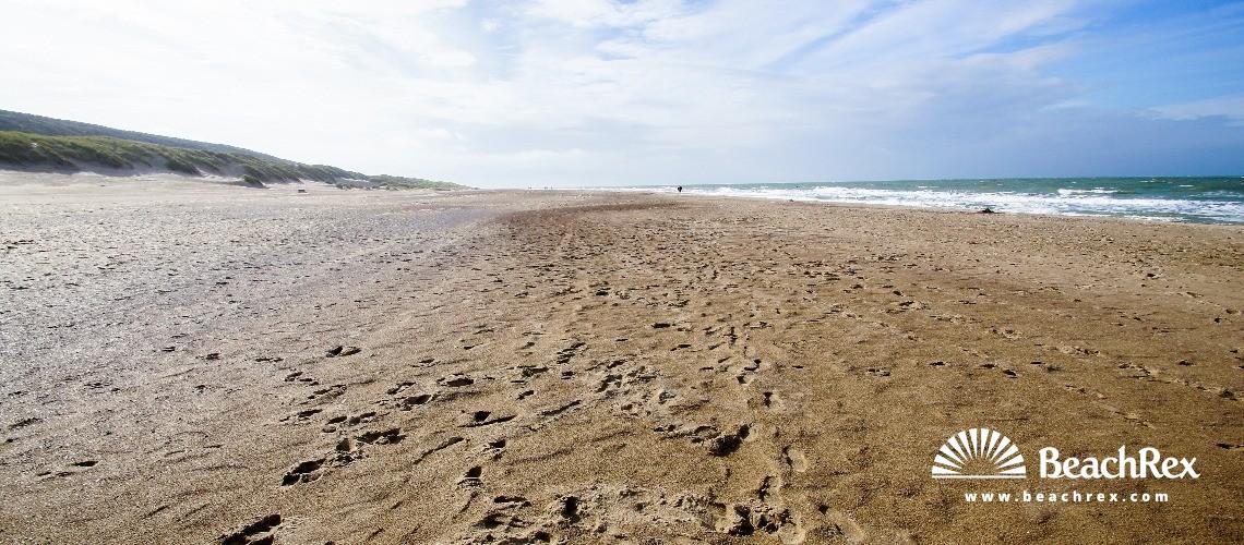 Netherlands - Zeeland -  Burgh-Haamstede - Strand Vuurtorenpad