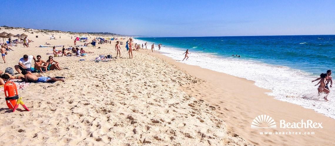Portugal - Setubal -  Carvalhal - Praia do Pego