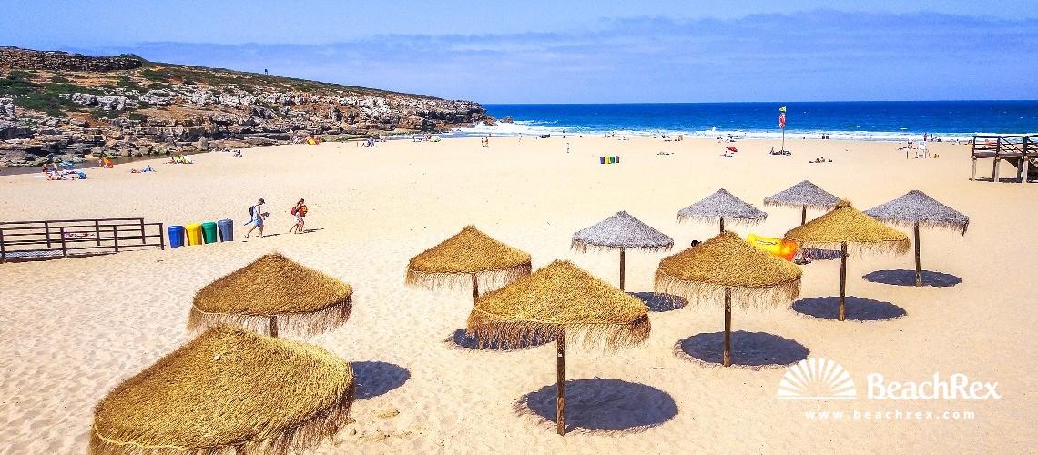 Portugal - Lisboa -  Carvoeira - Praia Foz do Lizandro