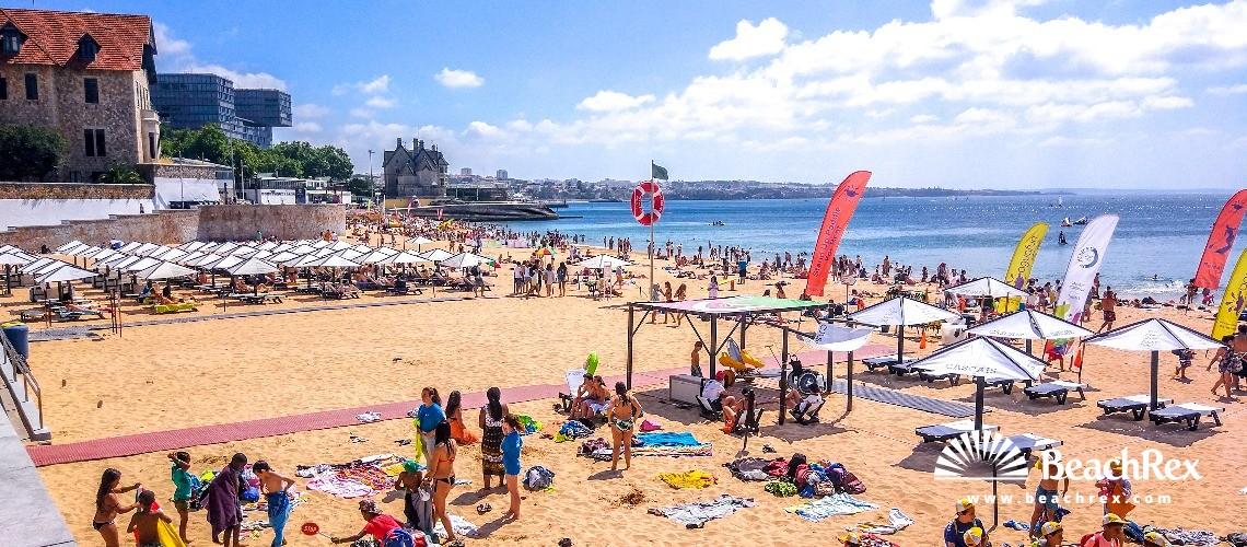 Portugal - Lisboa -  Cascais - Praia da Conceição