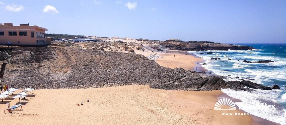 Portugal - Lisboa -  Cascais - Praia da Cresmina