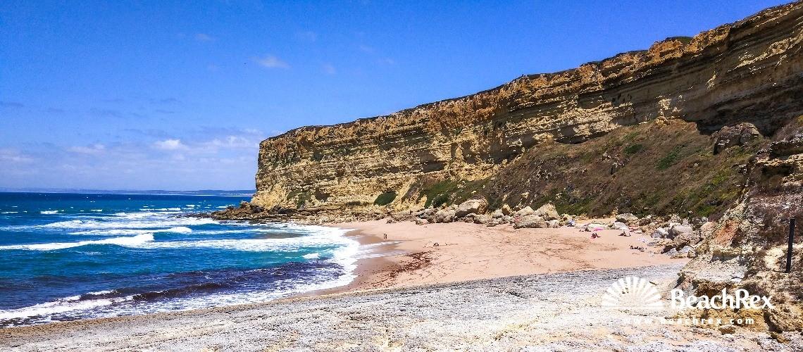Portugal - Setubal -  Castelo - Praia da Foz