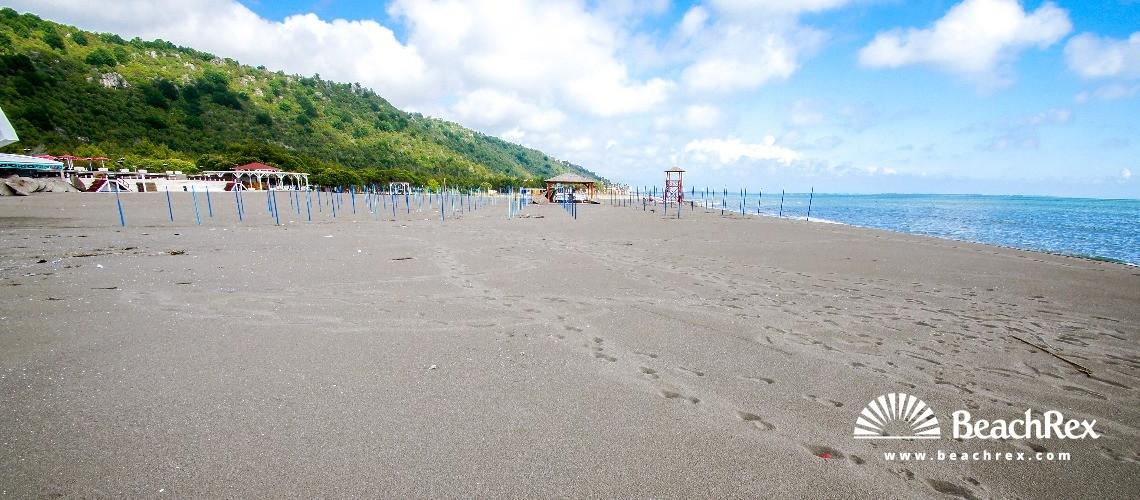 Albania - Lezhë -  Celaj - Plazhi Rana e Medhun