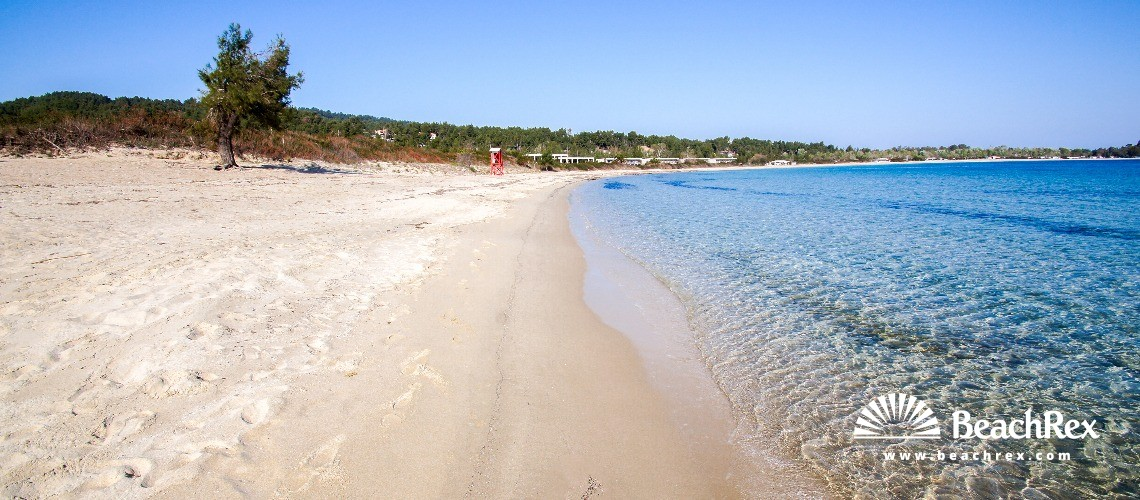 Greece - Kentriki Makedonia -  Chrousou - Paralia Paliouri