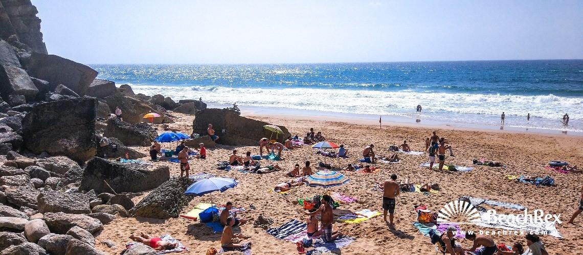 Portugal - Lisboa -  Colares - Praia Azenhas do Mar
