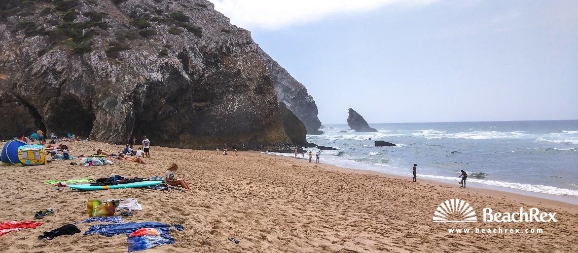 Portugal - Lisboa -  Colares - Praia da Adraga