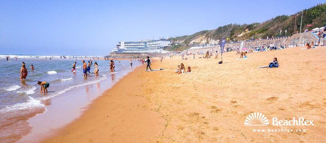 Portugal - Lisboa -  Colares - Praia Grande