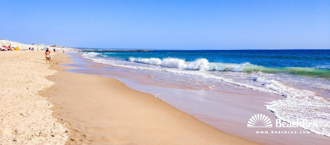 Portugal - Setubal -  Costa da Caparica - Praia de São João