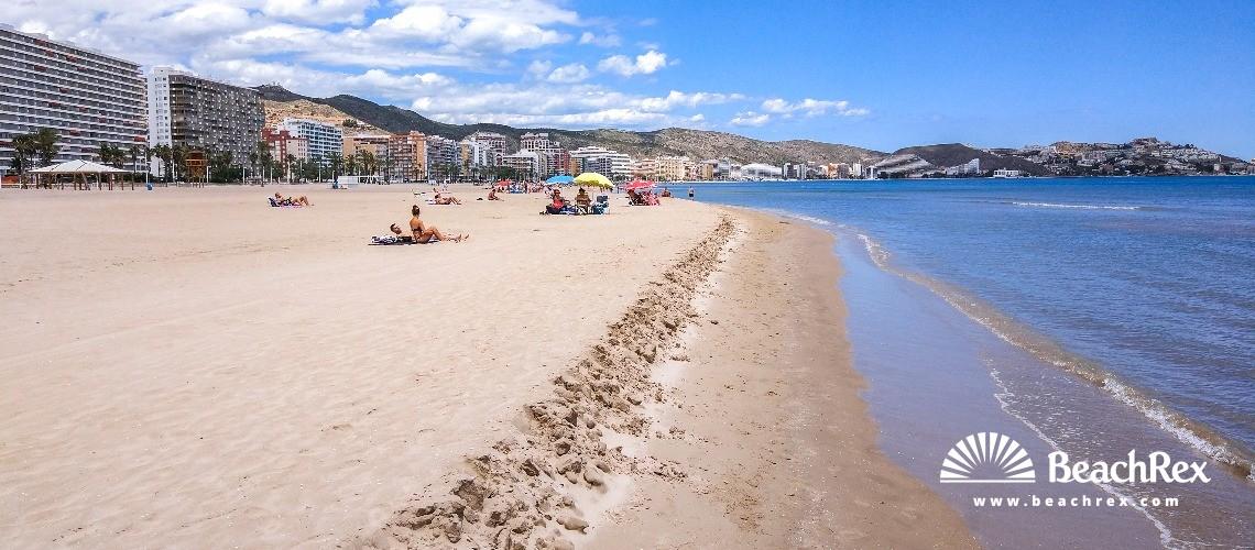Spain - Valencia -  Cullera - Platja Escollera