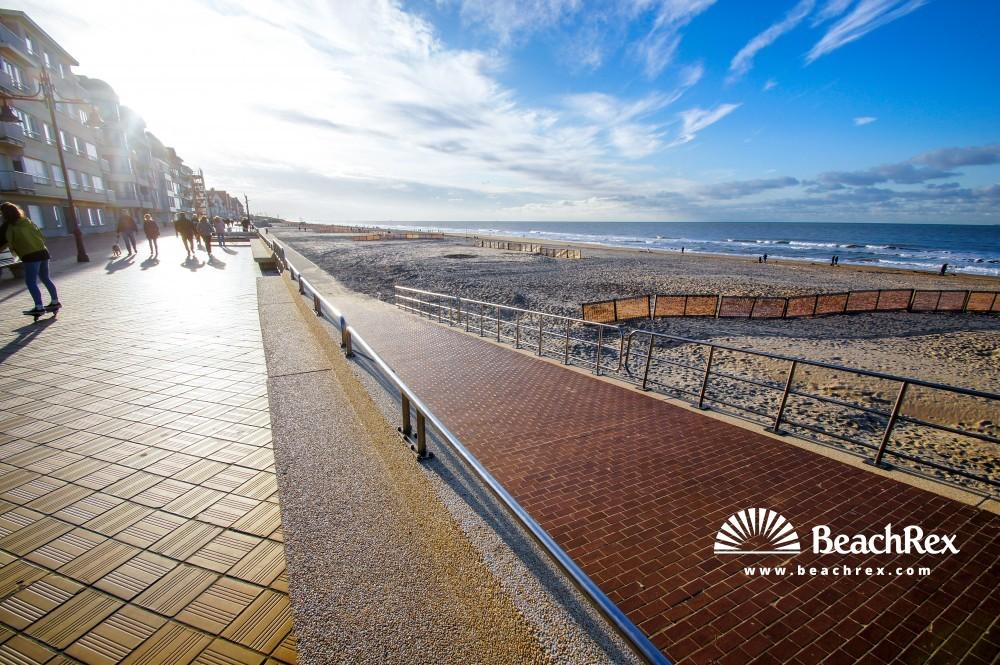 Belgium - WestVlaanderen -  De Haan - Strand De Haan