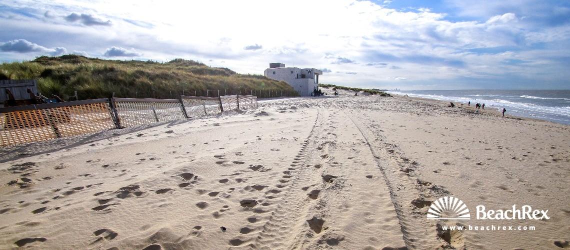 Belgium - WestVlaanderen -  De Haan - Strand Konijnenpad