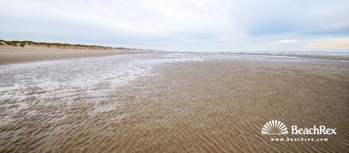 Belgium - WestVlaanderen -  De Haan - Strand Vosseslag