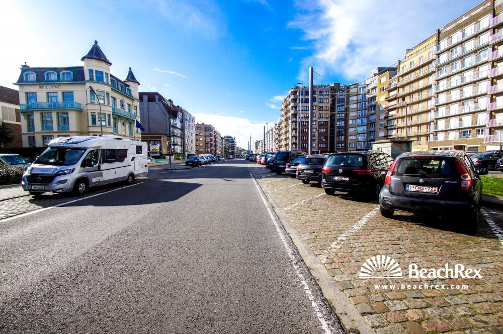 Belgium - WestVlaanderen -  De Haan - Strand Wenduine