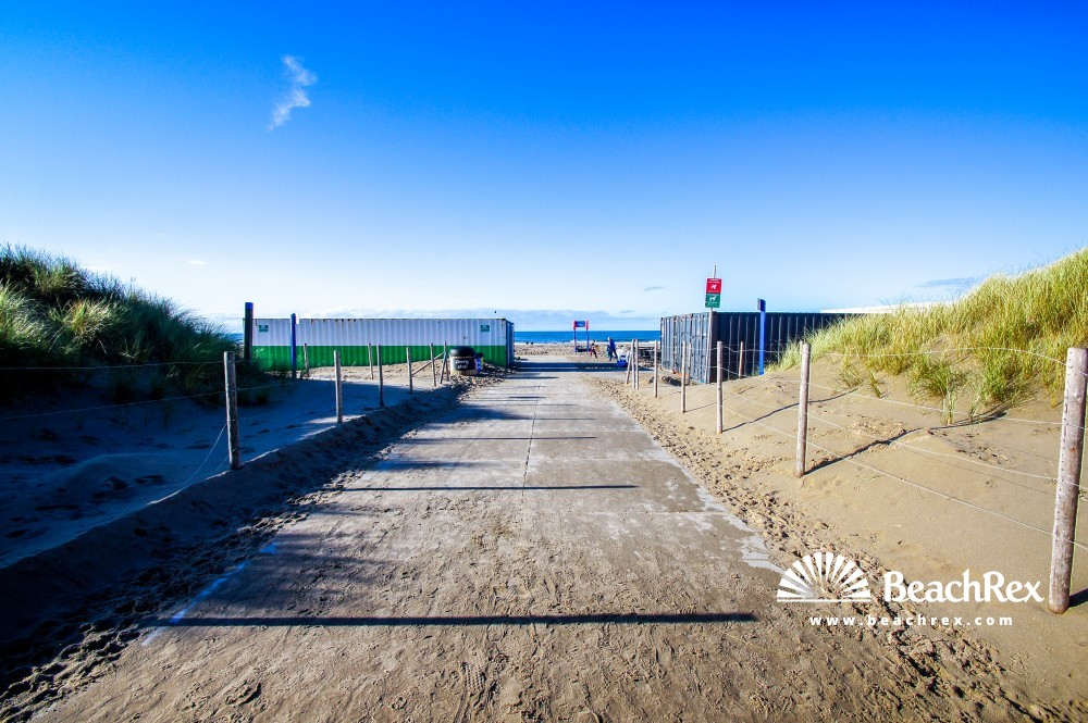 Netherlands - ZuidHolland -  Den Haag - Strand Zuiderstrand 3B