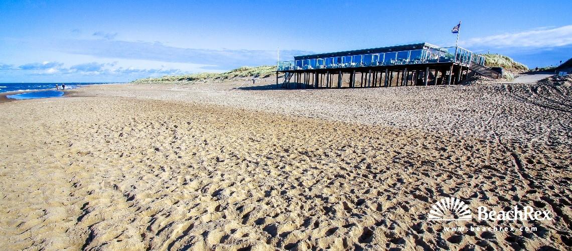 Netherlands - NoordHolland -  Den Helder - Strandslag Duinoord
