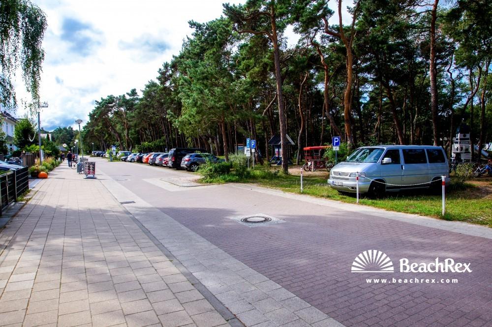 Germany - MecklenburgVorpommern -  Dierhagen - Strand Dierhagen