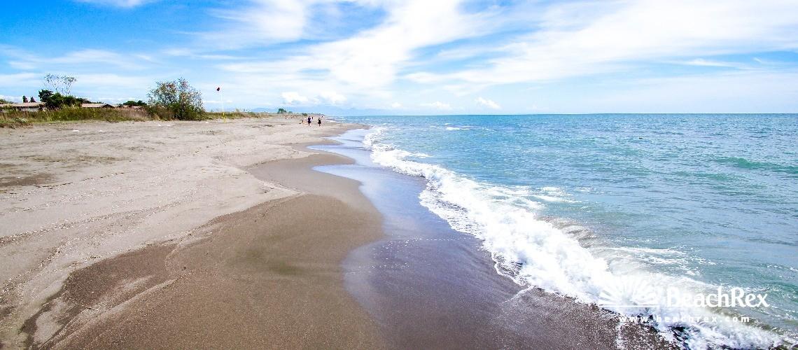 Montenegro - Ulcinj -  Doni Štoj - Beach Ada Bojana