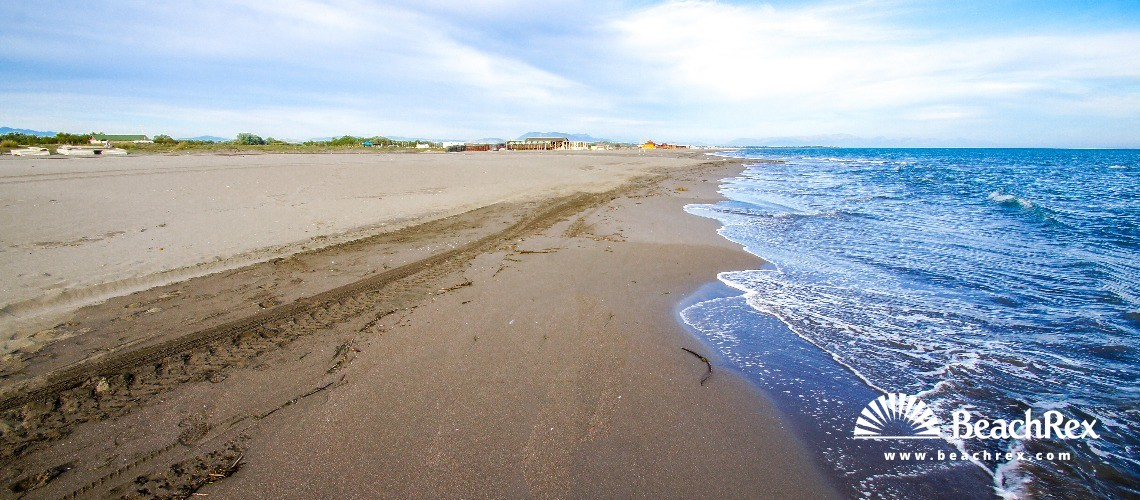 Montenegro - Ulcinj -  Doni Štoj - beach Noki