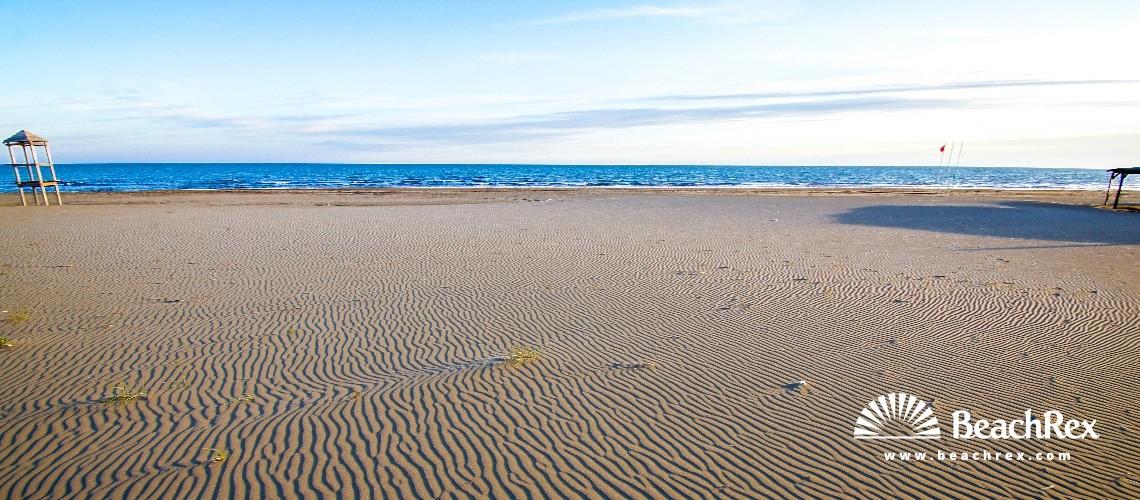 Montenegro - Ulcinj -  Doni Štoj - beach Safari