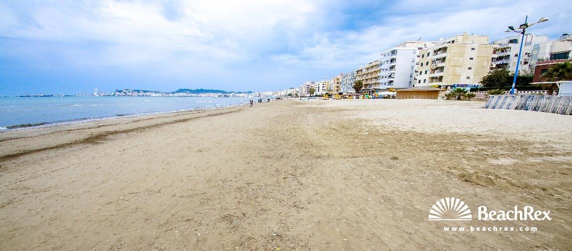Albania - Durrës -  Durrës - Plazhi Durrës