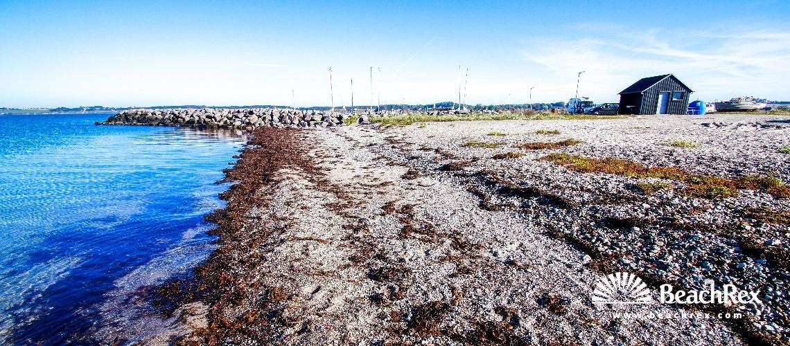 Denmark - Syddanmark - Funen -  Ebberup - Strand Agernæs