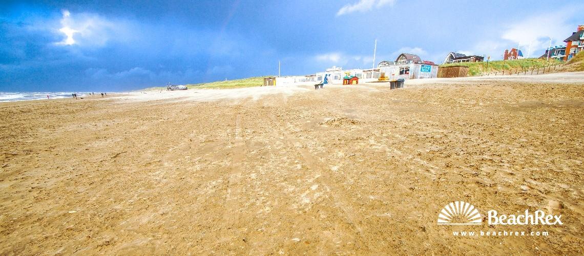 Netherlands - NoordHolland -  Egmond aan Zee - Strand Egmond aan Zee