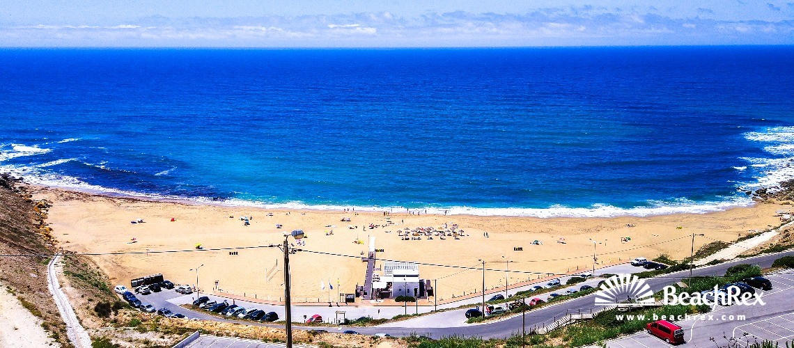 Portugal - Leiria -  Encarnação - Praia da Calada