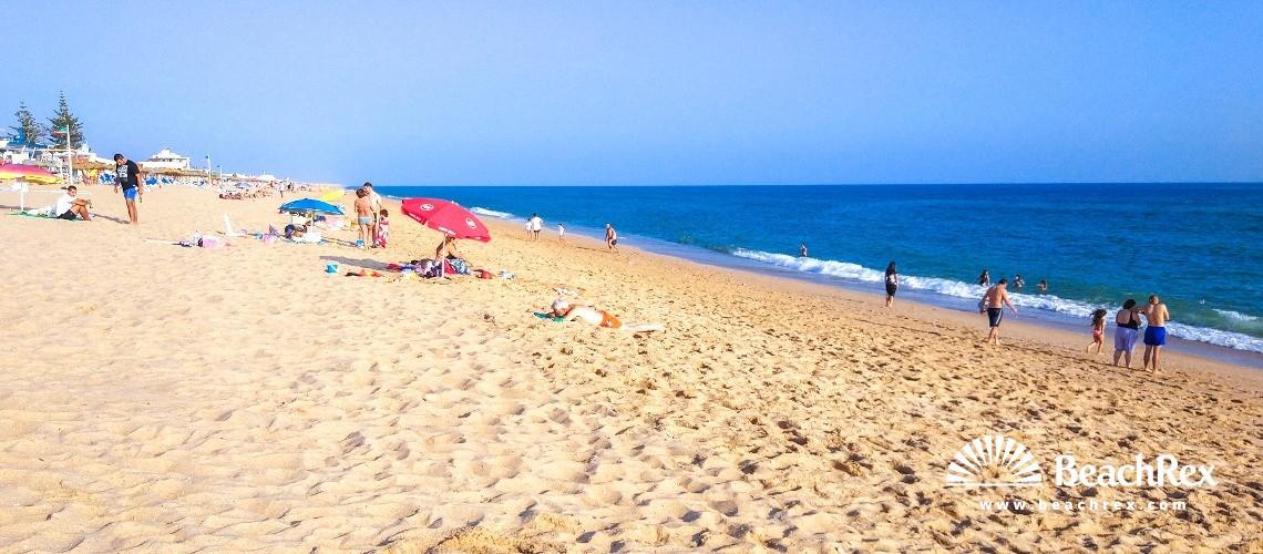 Portugal - Algarve -  Faro - Praia de Ilha de Faro