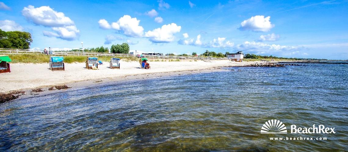 Germany - SchleswigHolstein - Fehmarn -  Fehmarn - Strand Meeschendorf