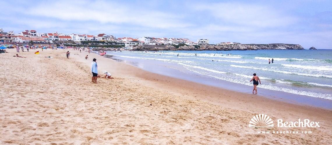 Portugal - Leiria -  Ferrel - Praia do Baleal