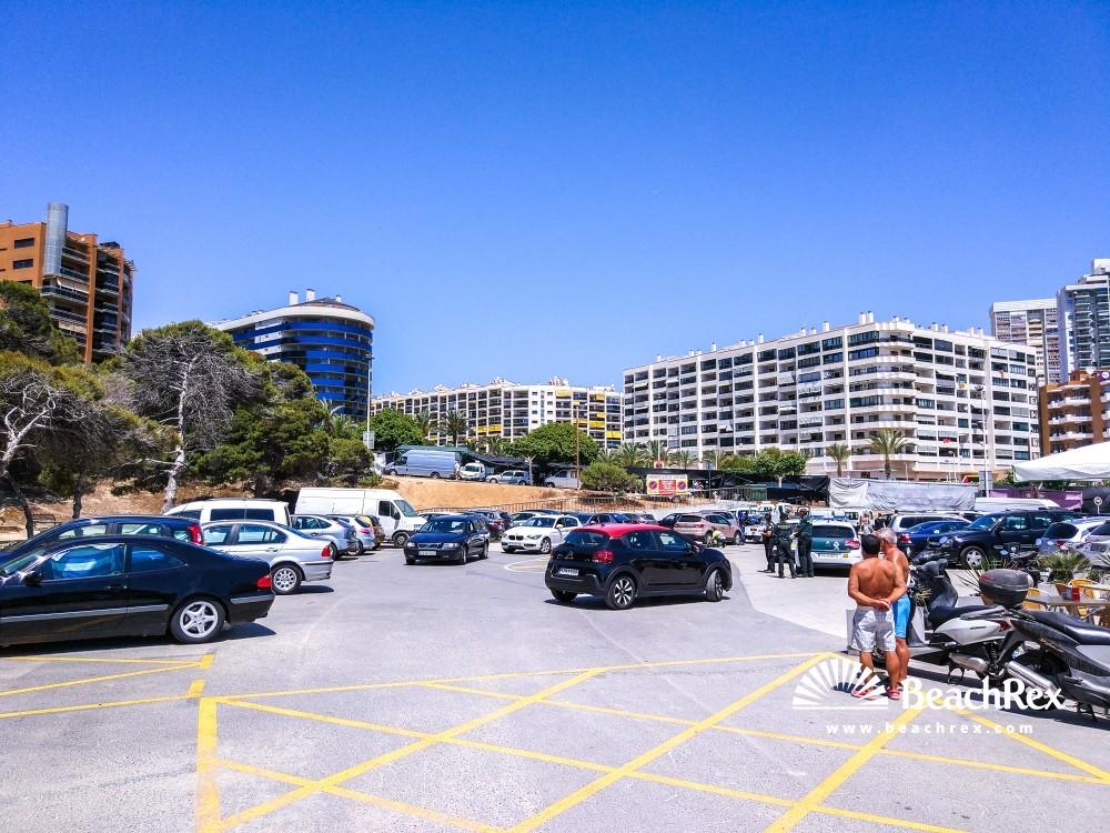Spain - Valencia -  Finestrat - Platja de Finestrat