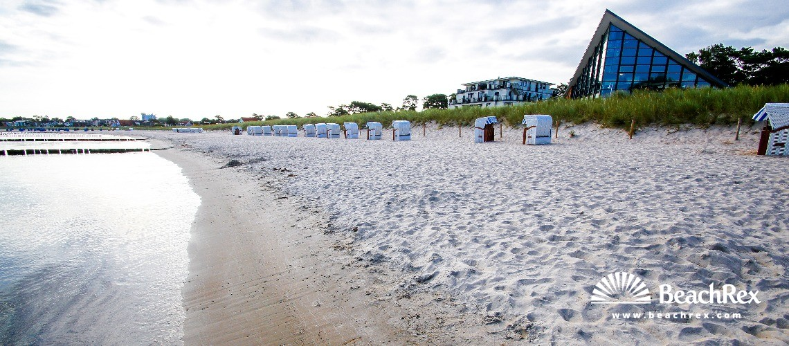 Germany - MecklenburgVorpommern - Rügen -  Glowe - Strand Glowe