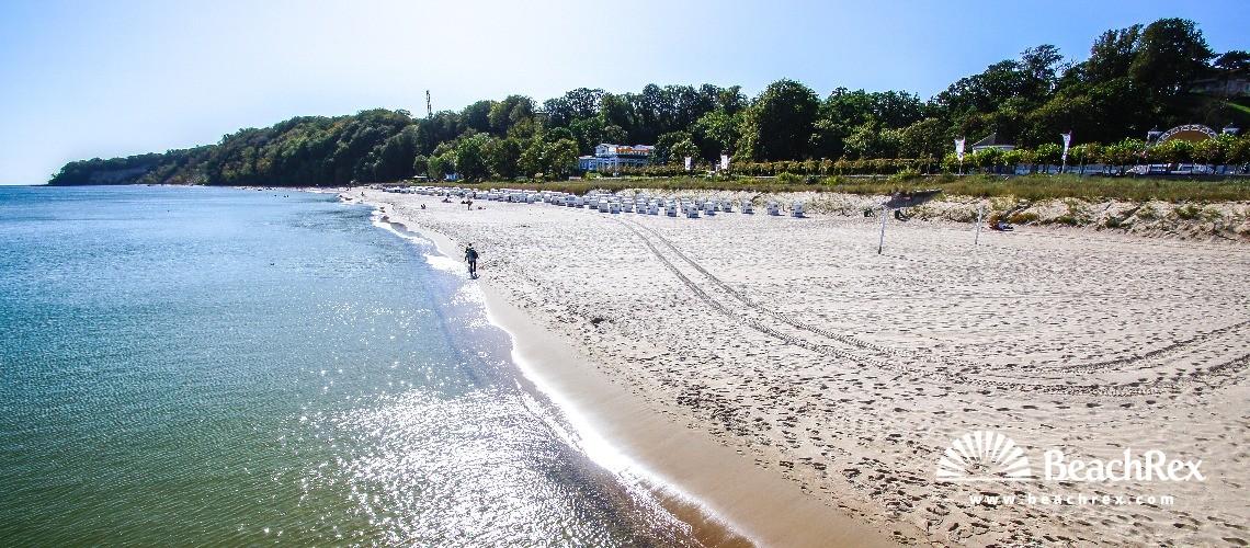 Germany - MecklenburgVorpommern - Rügen -  Göhren - Strand Göhren Ost