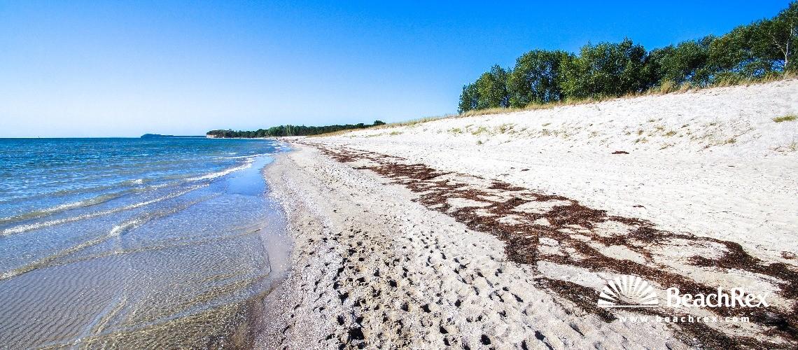 Germany - MecklenburgVorpommern - Rügen -  Göhren - Strand Göhren