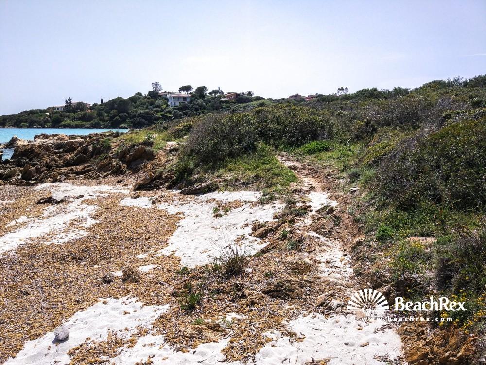 Italy - Sassari - Sardegna -  Golfo Aranci - Beach di Terrata