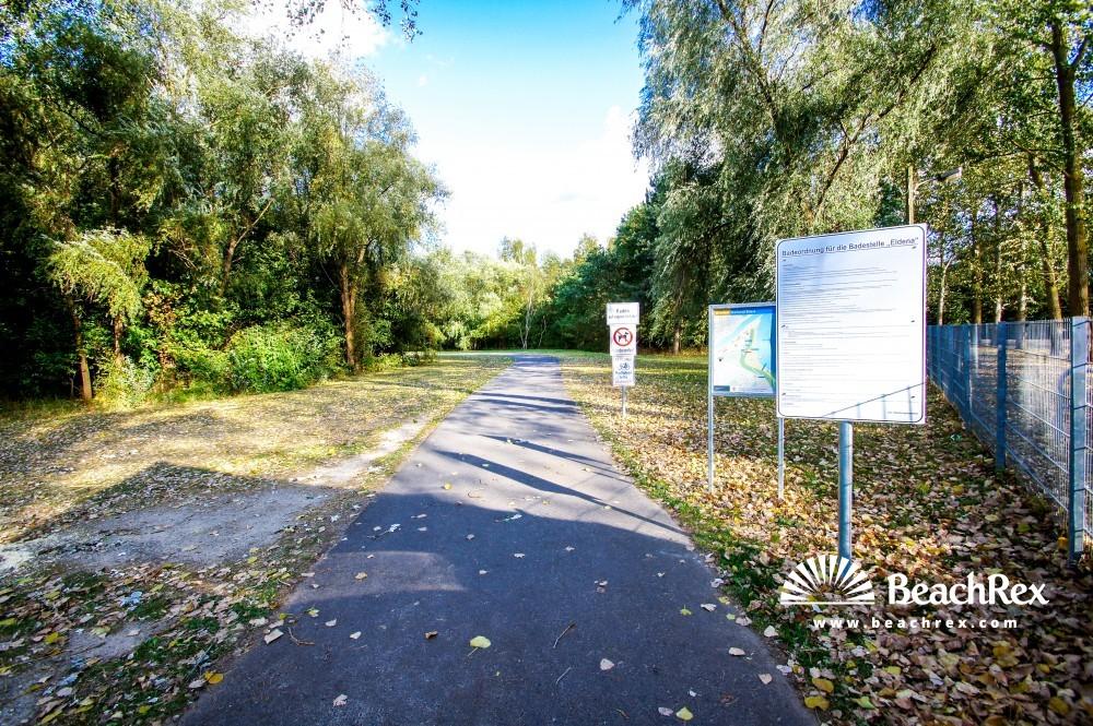 Germany - MecklenburgVorpommern -  Greifswald - Strand Eldena